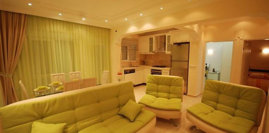 sandy appartementen kos vila